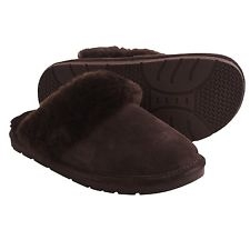 Lamo Women's Fleece Scuff Slipper