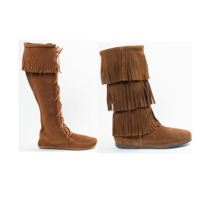 20% Off Ladies Minnetonka Boots