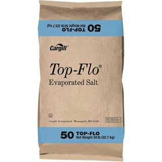 Top Flo Evaporated Salt
