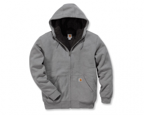 Carhartt Colliston Brushed Fleece Sherpa-Lined Sweatshirt