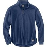 Carhartt Tilden Long Sleeve Mock-Neck Quarter-Zip