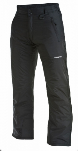 Arctix Men's Full Side Zip Snow Pants