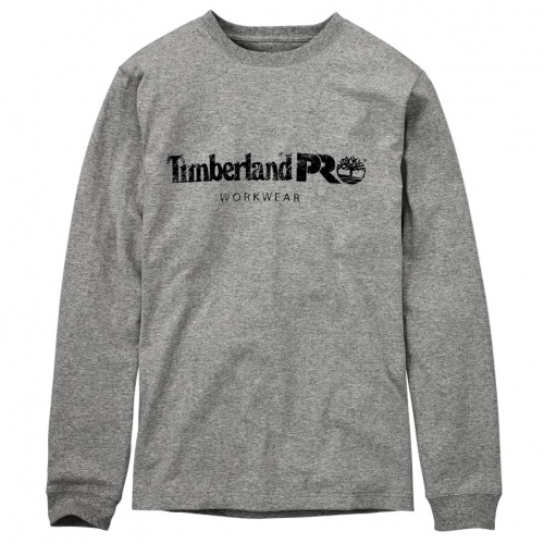 Timberland Pro Men's Cotton Core Long Sleeve T-Shirt
