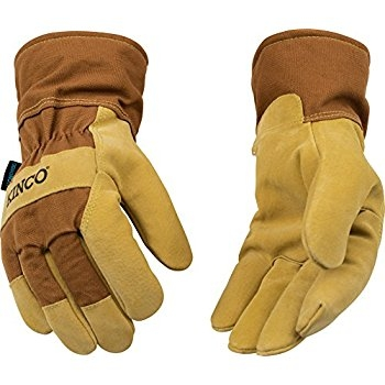 Kinco Lined Split Pigskin Leather Palm Work Glove