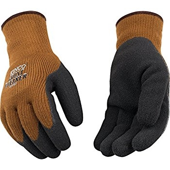 Kinco Frost Breaker Heavy Thermal Latex-Coated Palm Work Glove