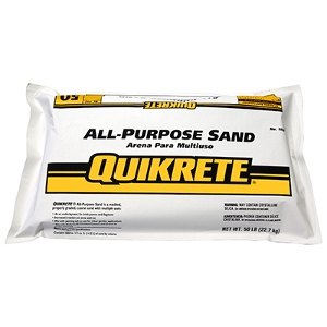 Quickrete All Purpose Sand