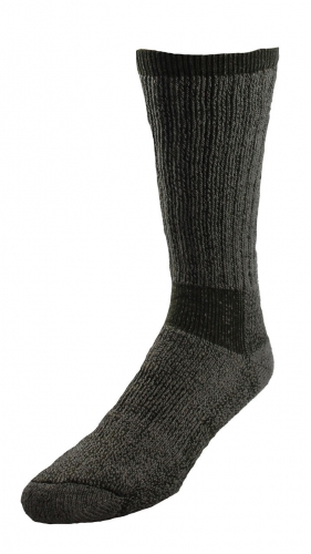 Rocky Men's Thermolite Dry Crew Socks 2-Pack