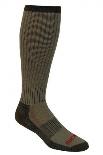 Rocky Men's Mid Weight Merino Wool Extreme Hiker Sock