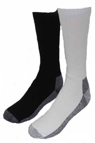 Rocky Men's Work Smart Sock 2-Pack