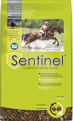 Blue Seal Sentinel Performance Low Starch Horse Feed