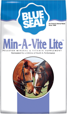 Blue Seal Min-A-Vite Lite Pellets