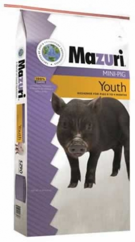 Mazuri Mini Pig Youth Food