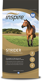 Blue Seal Inspire Strider Horse Feed