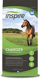 Blue Seal Inspire Charger Horse Feed