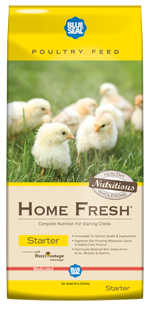 Blue Seal Home Fresh Chick Starter