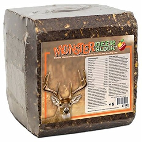 Monster Deer Block