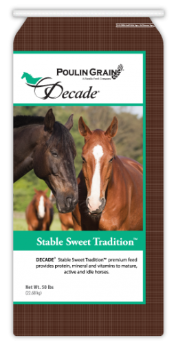 Decade Stable Sweet Tradition Horse Feed