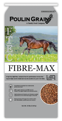 Poulin Grain Fibre-Max Horse Feed