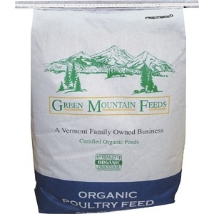 Green Mountain Organic Soy Free Layer Pellets