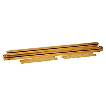 Harvest Lane Honey Medium Frame 5-Pack - Unassembled