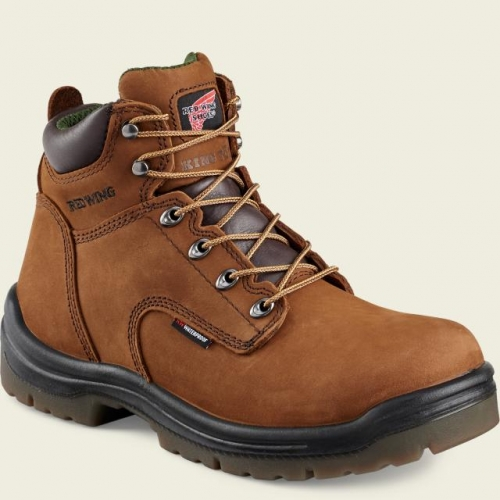 Red Wing King Toe 6