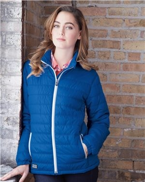 Dri-Duck Ladies' Midweight Jacket