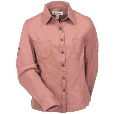 Dri-Duck Ladies' 100% Cotton Button-Down Shirt