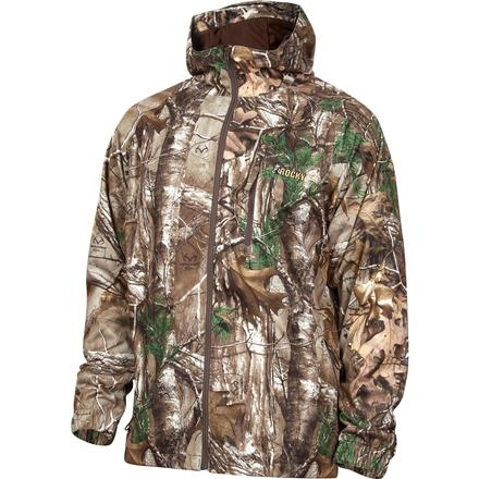 Men's Rocky SilentHunter Camo Rain Jacket