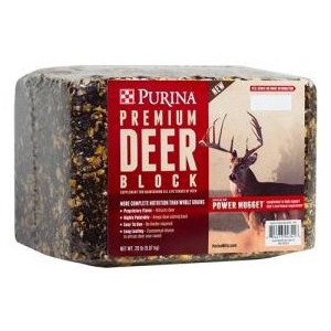 Purina Premium Deer Block
