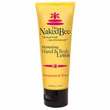 The Naked Bee Pomegranate & Honey Moisturizing Hand & Body Lotion