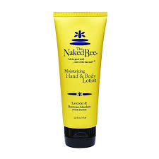 The Naked Bee Lavendar & Beeswax Absolute Moisturizing Hand & Body Lotion