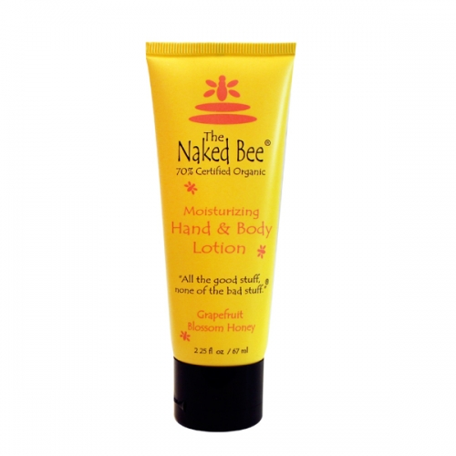 The Naked Bee Grapefruit Blossom Honey Moisturizing Hand & Body Lotion
