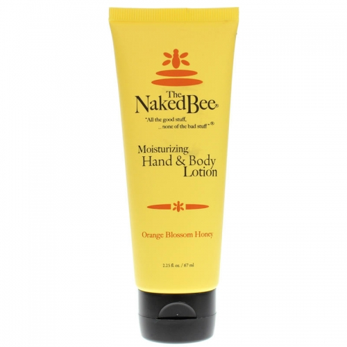 The Naked Bee Orange Blossom Honey Moisturizing Hand & Body Lotion