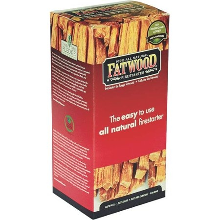 Fatwood Color Box Firestarter
