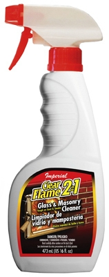 Imperial Clear Flame 21 Glass & Masonry Cleaner