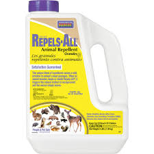 Bonide Repels All Animal Repellent Granules