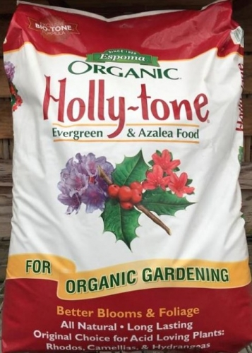 Espoma Organic Holly Tone Evergreen and Azalea Food