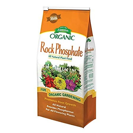 Espoma Organic Rock Phosphate All Natural Plant Food