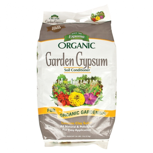 Espoma Organic Garden Gypsum Soil Conditioner