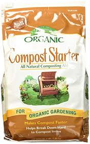 Espoma Organic Compost Starter All Natural Composting Aid