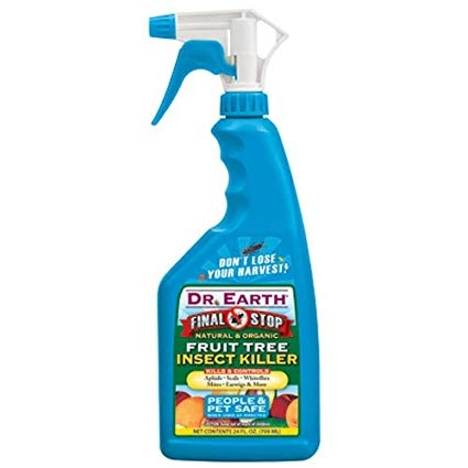 Dr. Earth Final Stop Natural & Organic Fruit Tree Insect Killer