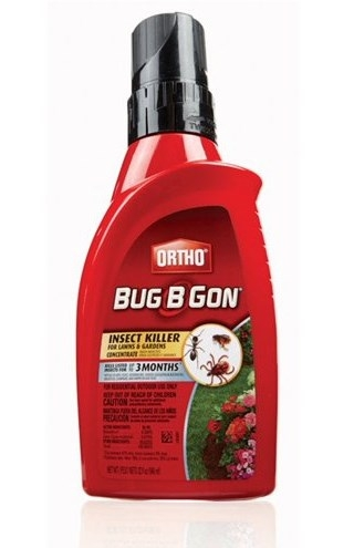 Ortho Bug B Gon Insect Killer Concentrate for Lawns & Gardens