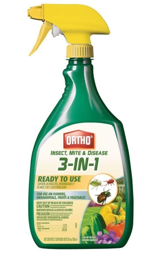 Ortho Insect, Mite & Disease 3 in 1 RTU Spray