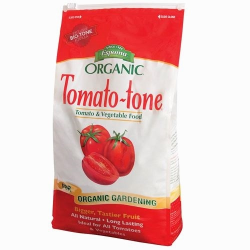 Espoma Organic Tomato-Tone Tomato & Vegetable Food 8 lb.