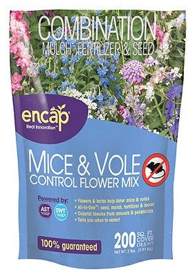 Encap Mice & Vole Control Flower Mix
