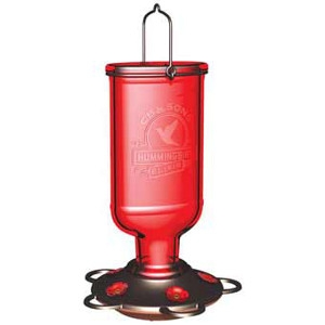 15% Off Hummingbird Feeders