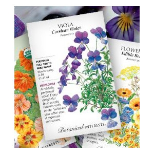 Botanical Interests® Gardening Seeds