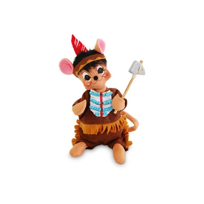 Annalee 6 inch Indian Boy Mouse