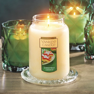 Yankee Candle Christmas Cookie™ Large Jar