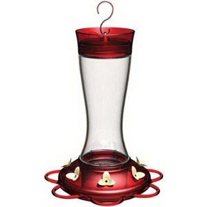Garnet Hummingbird Feeder, 20-oz. Capacity